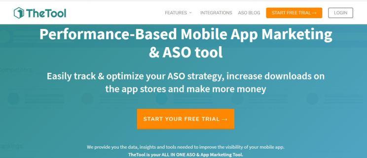 App Store Analytics - TheTool