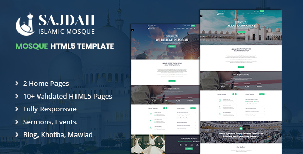 mosque-website