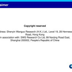 Sofaer Capital Global Research Hk Limited Country Style Sofas Uk 후강통 유망종목 세미나 Ppt Download