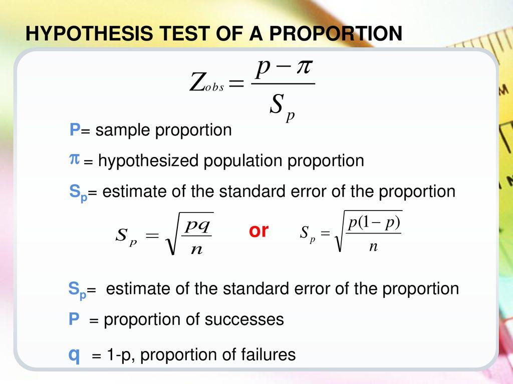 Chapter 21 Univariate Statistics