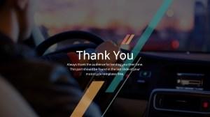 Automotive Premium PowerPoint Template  SlideStore