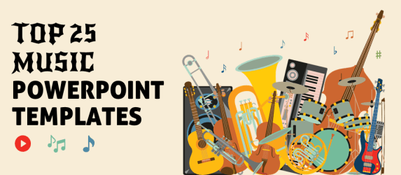 Top 25 Music PowerPoint Templates To Uplift the Soul The SlideTeam Blog