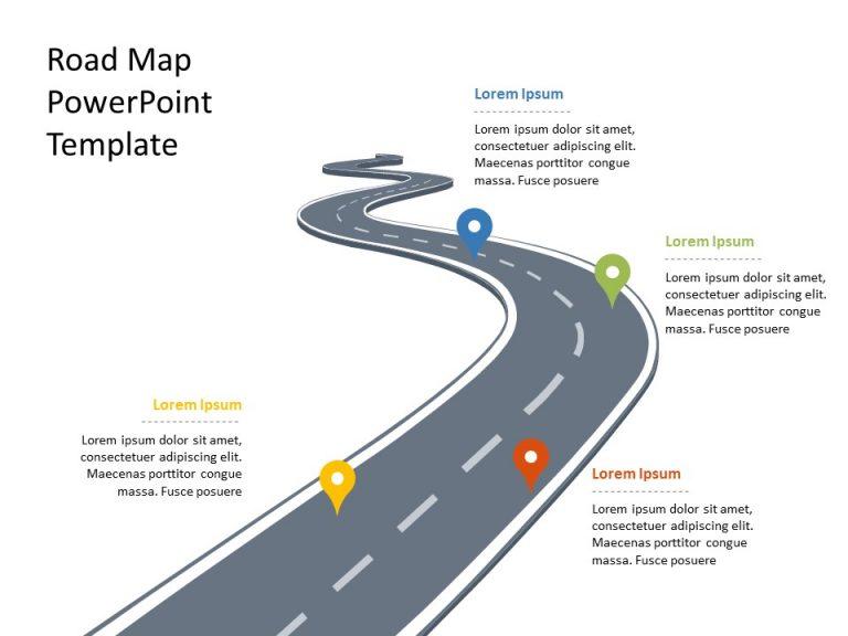 Circular roadmap for powerpoint · 4. Roadmap Powerpoint Templates Roadmap Slides Slideuplift