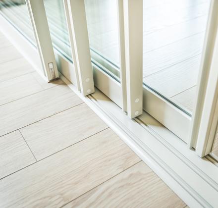 sliding glass control access inc