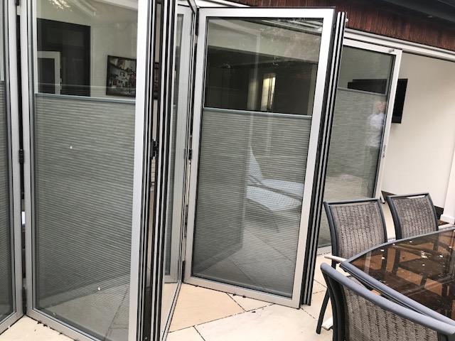 Bi-folding door repair woodford green & Sunflex Bi-folding Door Repair in Woodford Green - Sliding Balcony ...