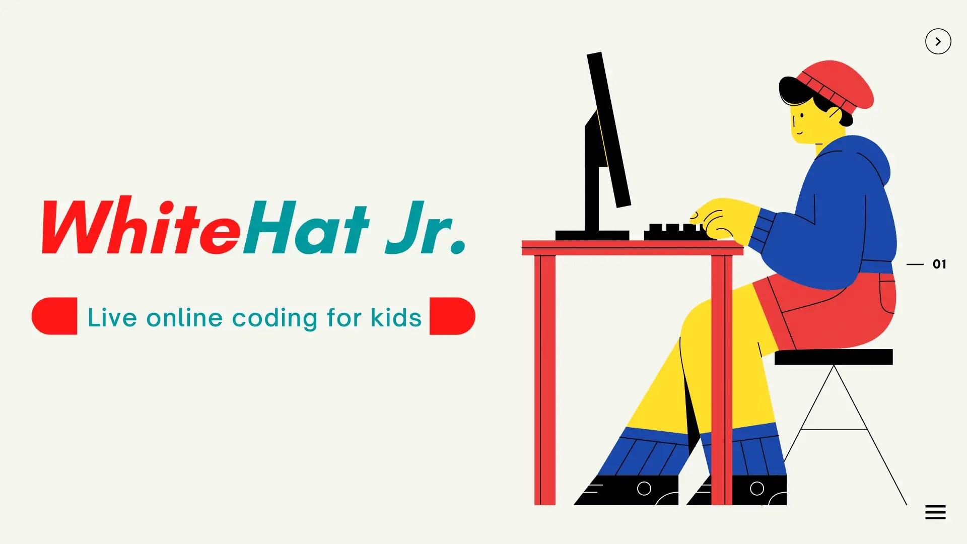 Logo WhiteHat Jr.