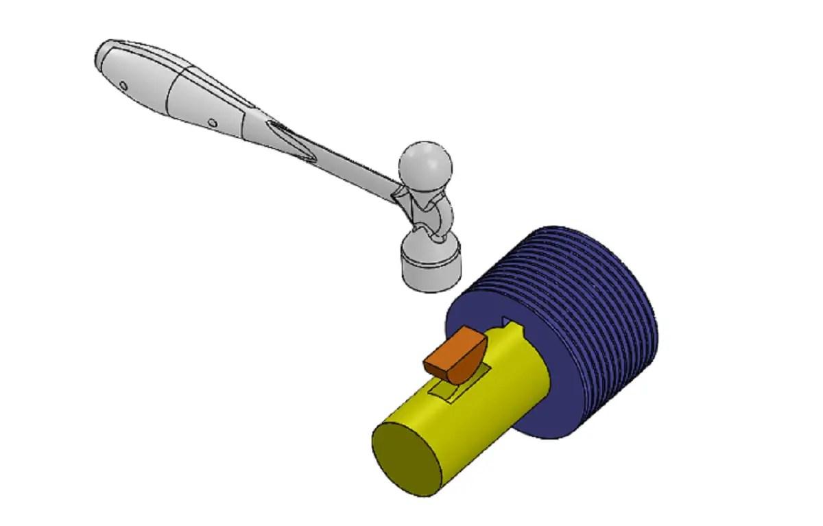 woodruff key installation process