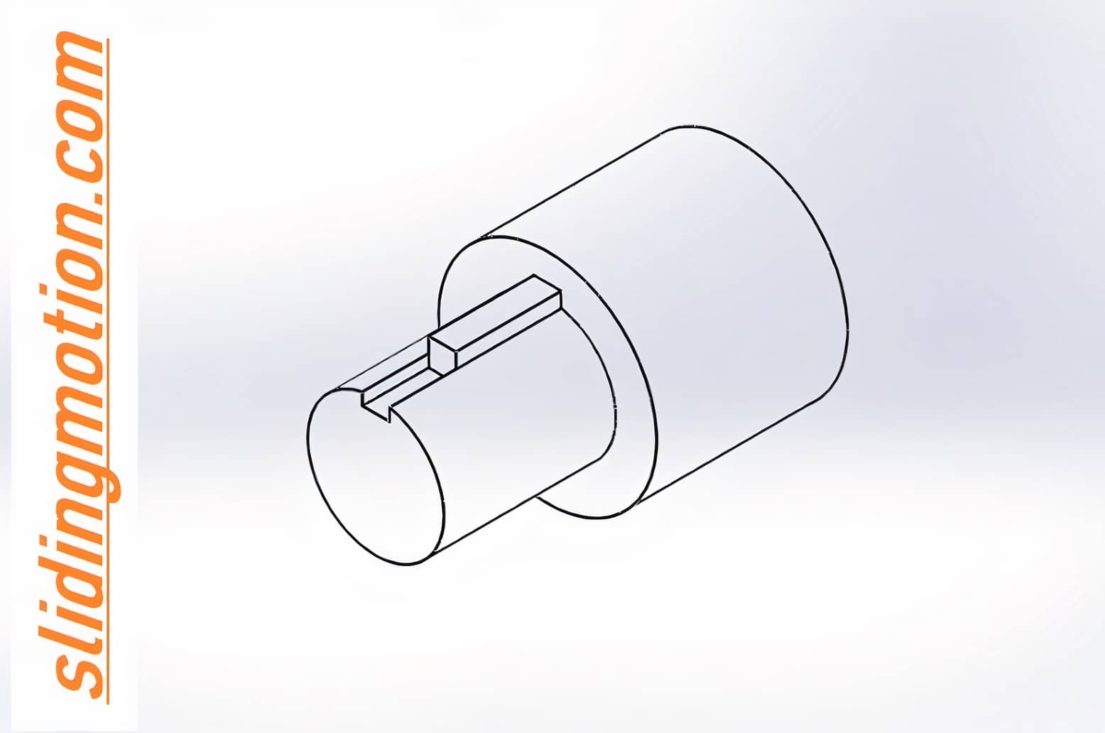 shaft key joint