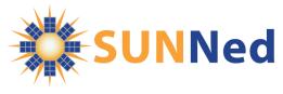 Sunned logo