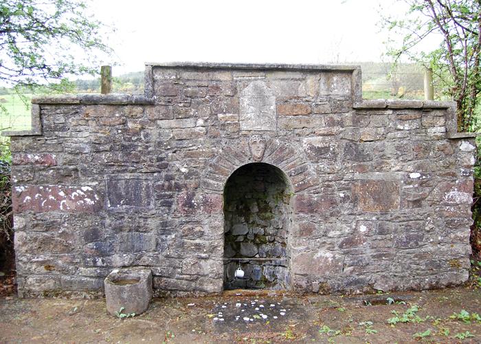 St. Finan's Well, Kinnity.