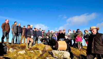 Slieve Bloom Association's Imbolc Festival 2015