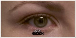 1 oko pomalowane