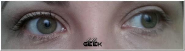 Pomalowane 1 oko