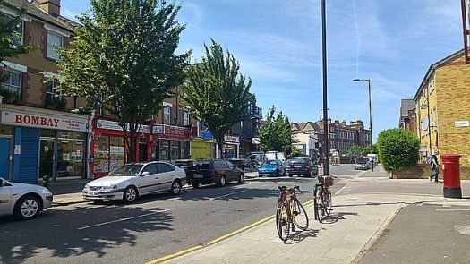 Northwold Road outside Core Clapton