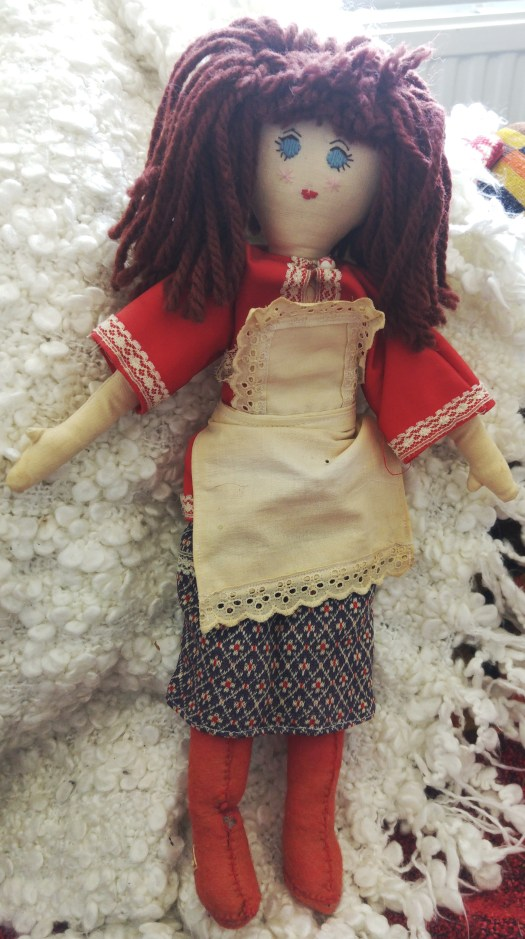Very early doll