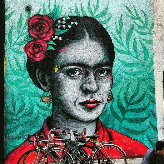 Frida Kahlo, Broadway Market