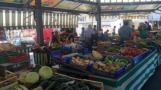 The Farmers' Market at Porta Palazzo