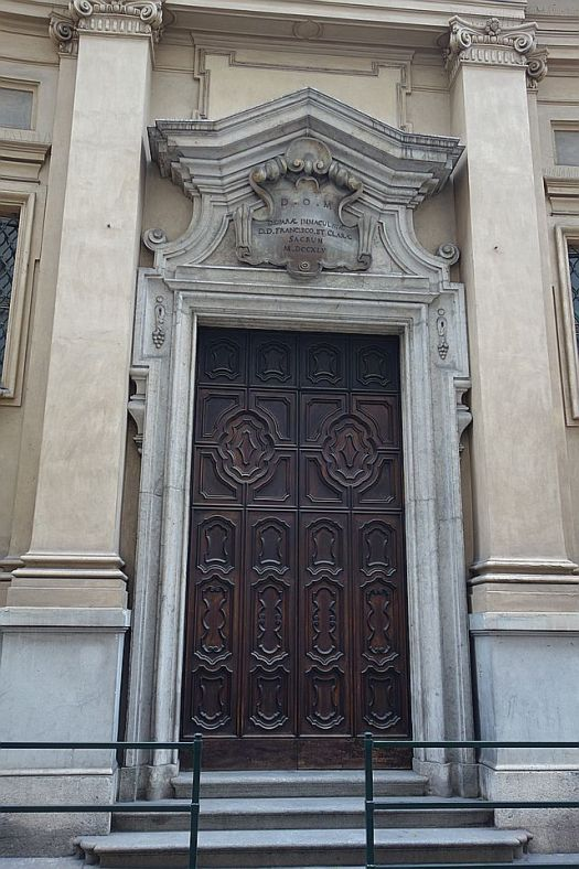 Absolutely will miss the grand doors of Turin