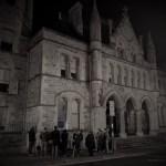 Sligo Dark Tales tour at Sligo Courthouse