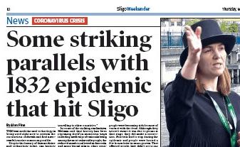 Sligo weekender coronavirus