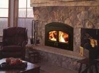 Heatilator Constitution Wood Burning Fireplace ...