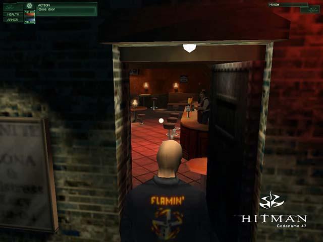 Hitman 47 прохождение видео