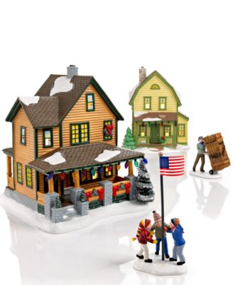 Department 56 A Christmas Story Village Collection  Macy39s