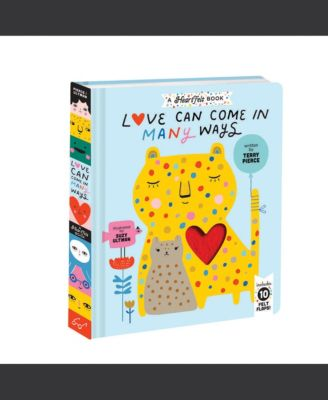 Chronicle Books Love Can Come in Many Ways Book & Reviews - Story - Macy's