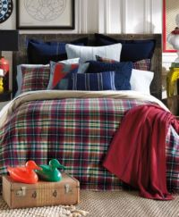 Tommy Hilfiger Bedding, Newport Bay Collection - Bedding ...