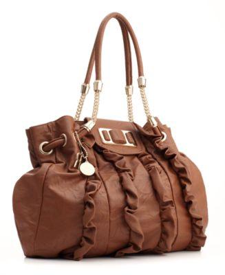 Rampage Handbag, Jenny Double Shoulder Tote