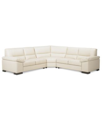 macy s spencer sofa reviews how to replace cushions leather sectional living room furniture collection ...