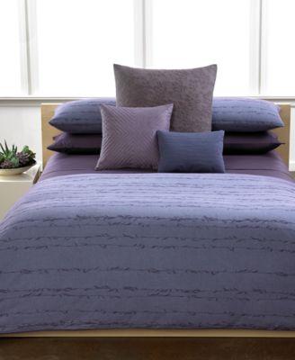 Calvin Klein Pacific Comforter And Duvet Sets Bedding