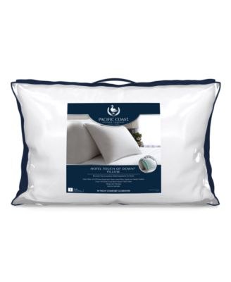 pacific coast touch of down pillow king