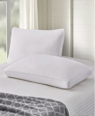 feather down side sleeper standard bed pillow set 2 pack