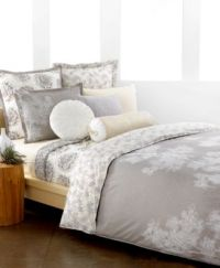 Style&co. Bedding, Snow Willow Twin Duvet Cover Set ...