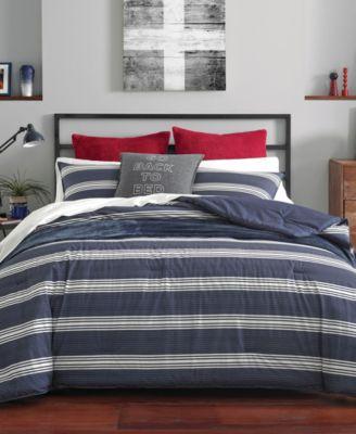 craver navy twin twin xl comforter sham set