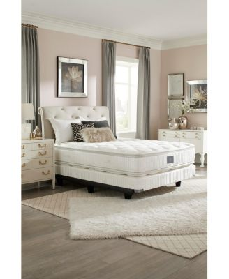 classic by shifman catherine 14 5 plush pillow top mattress full created for macy s