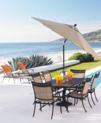 Beachmont Outdoor Patio Furniture Dining Sets & Pieces ...