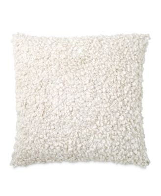closeout pure looped 18x18 decorative pillow