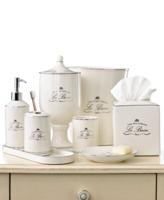 Bath Accessories add the final touch of luxury to your