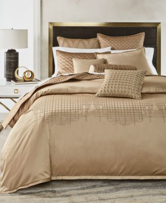 Art Deco Comforter : comforter, Hotel, Collection, CLOSEOUT!, Embroidery, Bedding, Collection,, Created, Macy's, Reviews, Collections