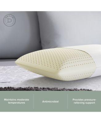 talalay latex pillow queen