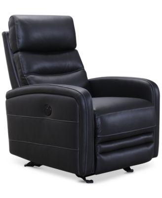 alessandro leather power motion sofa reviews alabama ilva destin recliner - furniture macy's