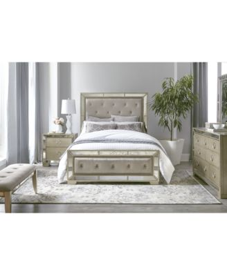 ailey queen 3 pc bedroom set bed nightstand dresser