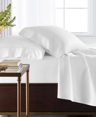 set of two classic 800 thread count 100 egyptian cotton king pillowcases created for macy s