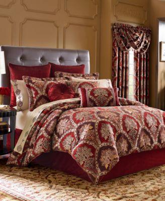 CLOSEOUT J Queen New York Sauvignon Comforter Sets
