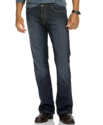 Calvin Klein Petrol Faded Dark Indigo Jeans