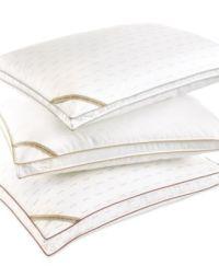 Calvin Klein Luxe Down Alternative Pillows - Pillows - Bed ...