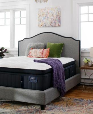 estate cassatt 15 luxury firm euro pillow top mattress set queen