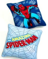 Spiderman Blankets and Pillows